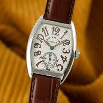 Franck Muller Casablanca 7500S6 Très bon Acier 32.5mm Remontage manuel