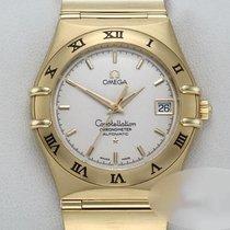 Omega Constellation Ladies Gelbgold 36mm Champagnerfarben Deutschland, München