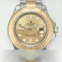 Rolex 16623 Золото/Cталь 2007 Yacht-Master 40 40mm подержанные
