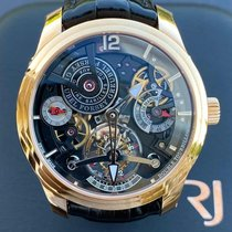 Greubel Forsey Double Tourbillon 30° Red gold