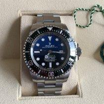 Rolex Sea-Dweller Deepsea Stahl 44mm Blau Keine Ziffern Deutschland, Ingolstadt