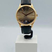 Zenith Captain Central Second Or rose 40mm Brun