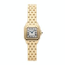 Cartier Panthère Yellow gold 22mm Silver United States of America, Pennsylvania, Bala Cynwyd