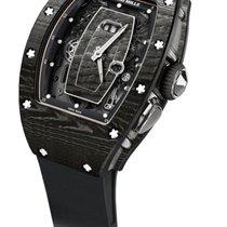 Richard Mille RM 037 Karbon 52.63mm Průhledná Bez čísel