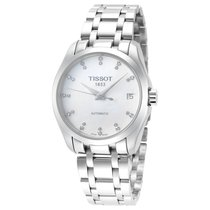 Tissot Couturier Steel 32mm Mother of pearl United States of America, Florida, Sarasota