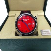 Swatch Plastic 47mm Quartz S027Z701S new
