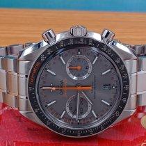 Omega Speedmaster Racing новые 2020 Автоподзавод Хронограф Часы с оригинальными документами и коробкой 329.30.44.51.06.001