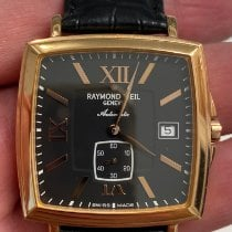 Raymond Weil Tradition Gold/Steel 38mm Black Roman numerals United States of America, New Jersey, Upper Saddle River