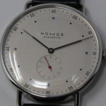 NOMOS Metro 38 pre-owned 38.5mm