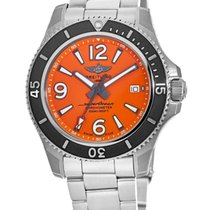 Breitling Steel 42mm Automatic A17366D71O1A1 new United States of America, Florida, Boca Raton