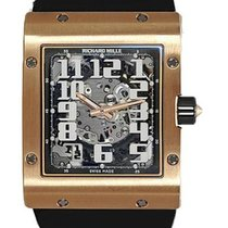 Richard Mille Rose gold 38mm Automatic RM016 pre-owned United States of America, New York, New York