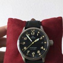 Omega Dynamic Chronograph Acciaio 36mm Nero Arabi Italia, Milano