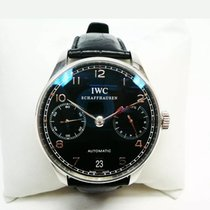 IWC IW500109 Steel Portuguese Automatic pre-owned