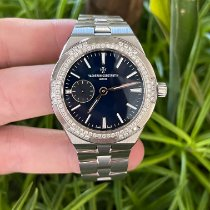 Vacheron Constantin Women's watch Overseas 37mm Automatic pre-owned Watch with original box and original papers 2018