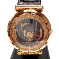 Ulysse Nardin Planetarium Copernicus Yellow gold 39mm Blue