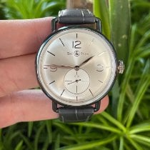 Bell & Ross Silver Manual winding Silver new Vintage