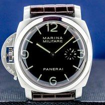 Panerai PAM00217 Steel 47mm手动绕组美利坚合众国,马萨诸塞州,波士顿