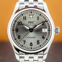 IWC Pilot's Watch Automatic 36 Сталь 36mm Aрабские