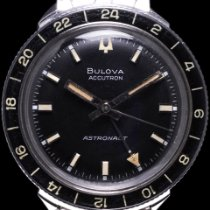 Bulova pre-owned Quartz Black