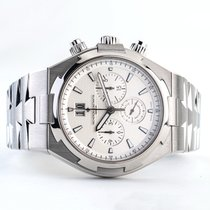 Vacheron Constantin Overseas Chronograph Steel 42mm Silver No numerals United States of America, Florida, Miami