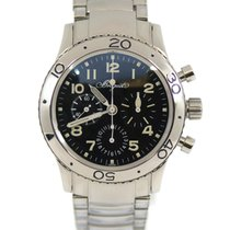 Breguet Steel 39mm Automatic 3800 pre-owned United States of America, New York, New York