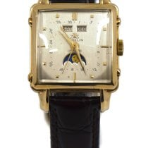 Gübelin Gold/Steel 31mm Manual winding pre-owned United States of America, New York, New York