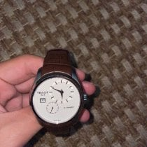 Tissot Couturier Steel 39mm Silver No numerals United States of America, Florida, Coral Gables