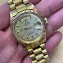 Rolex Day-Date 36 Yellow gold 36mm Gold No numerals United States of America, Florida, West Palm Beach