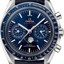 Omega Speedmaster Professional Moonwatch Moonphase Ceramic Blue No numerals United States of America, Florida, Hollywood