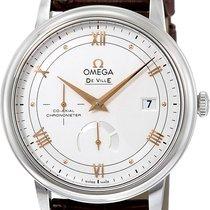 Omega De Ville Prestige Steel 39.5mm Silver United States of America, Florida, Hollywood