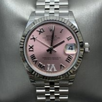 Rolex Datejust 31 278274-0024 New White gold Automatic Malaysia, Georgetown, penang