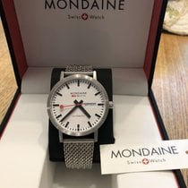 Mondaine pre-owned Automatic 40mm White Sapphire crystal 3 ATM
