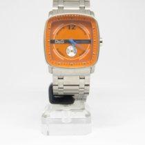 Dolce & Gabbana Steel Quartz DW0053 new
