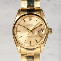 Rolex Oyster Perpetual Date Yellow gold 34mm Gold Canada, Montreal