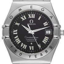 Omega Steel 36mm Automatic 368.1206 pre-owned