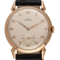 Zenith Sporto Or rose 33mm Champagne Arabes
