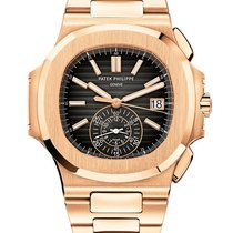 Patek Philippe Nautilus 5980/1R-001 New Rose gold 40.5mm Automatic