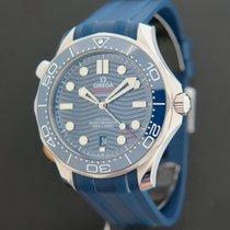 Omega Seamaster Diver 300 M Acero 42mm Azul
