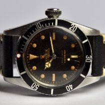 Rolex Steel 38mm Automatic 6538 pre-owned