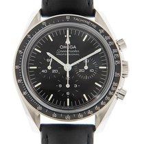 Omega 310.32.42.50.01.002 Staal Speedmaster Professional Moonwatch 42mm nieuw