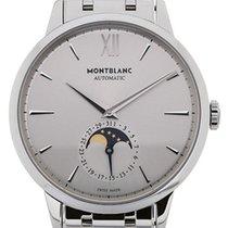 Montblanc 111184 Steel 2021 Heritage Spirit 39mm new