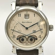 Martin Braun pre-owned Automatic Silver