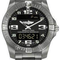 Breitling Aerospace EVO Titanium 43mm Black Arabic numerals United States of America, California, Moorpark