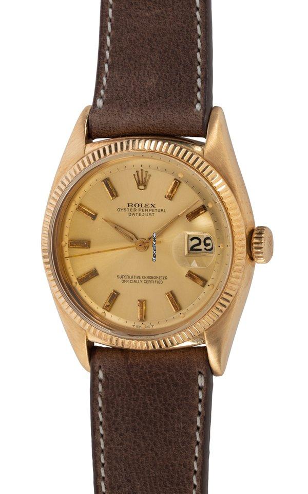 Rolex (ロレックス) Datejust 6305 1963 中古