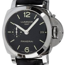 Panerai Luminor 1950 3 Days GMT Automatic Steel 42mm Black United States of America, Texas, Austin