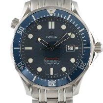 Omega Seamaster Diver 300 M 2221.80.00 Very good Steel 41mm Quartz