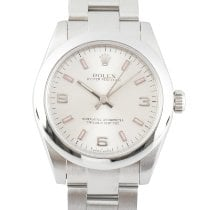 Rolex Oyster Perpetual 31 Steel 31mm Silver