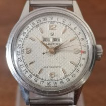 Election Steel 33mm Manual winding 342242 pre-owned