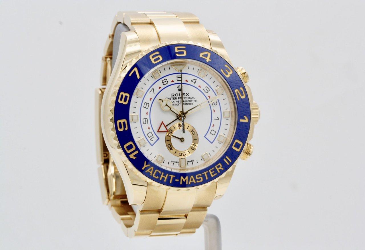 Rolex Yacht-Master II 116688 2021 новые