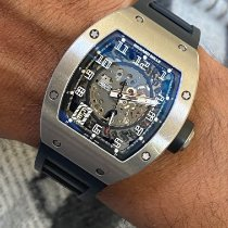 Richard Mille 39mm Remontage automatique Case number: AO TI - MOVEMENT NUMBER: 151253 occasion France, Le Tholonet